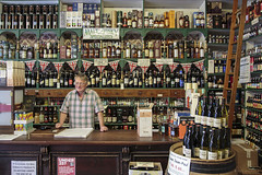 Mr Byrne - Wine Merchant (andyrousephotography) Tags: clitheroe markettown northern money wealth fooddrink wine whiskey gin cheers