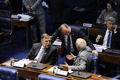 Plenário do Senado (Senador Flávio Arns) Tags: ordemdodia plenário senadorfernandobezerracoelhomdbpe senadorflávioarnsredepr senadororiovistoguimarãespodepr sessãodeliberativaordinária brasília df brasil