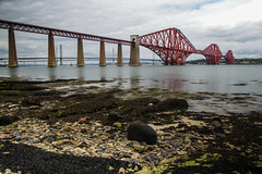 Forth Rail Bridge (jonathan.scaife81) Tags: forth rail bridge red river railway queensferry south edinburgh scotland gobe nd filter neutral density long exposure canon 6d tamron28300 tamron 28300