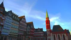 Dom Römer Frankfurt am Main/Cathedral of the Romans Frankfurt am Main (shaman_healing) Tags: frankfurtammain hessen stadt city fachwerkhäuser innenstadt 2019 römer
