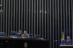 Plenário do Senado (Senado Federal) Tags: plenário sessãonãodeliberativa senadorizalcipsdbdf senadorchicorodriguesdemrr senadorwellingtonfagundesplmt brasília df brasil