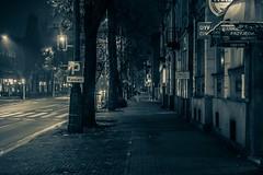 Częstochowa (nightmareck) Tags: częstochowa śląskie polska poland europa europe night handheld fujifilm fuji fujixt20 fujifilmxt20 xt20 apsc xtrans xmount mirrorless bezlusterkowiec xf1855 xf1855mm xf1855mmf284rlmois zoomlens fujinon monochrome