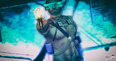 The Mercenary (Paolo Barom (Chained Together)) Tags: levenink avatar cyborg cyber futurism cx gaeg gabriel havenposes secondlife sexy sensual sl style unamushilu minimal