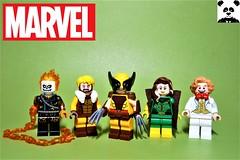 [Marvel Minifigs #02]