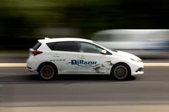 Motion-Test-1 (chrisfreem1) Tags: motion car speed road blur movement fast montpellier piscine