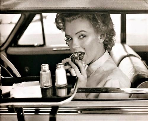 Marilyn Monroe. EE.UU., Hollywood, California, 1952. (Foto por Philippe Halsman)