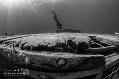 One breath, one moment. (ScubaJo) Tags: tobermory underwaterphotography scubadiving fathomfivenationalpark scuba coldwaterdiving wreckdiving georgianbay lakehuron