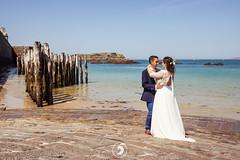 Malouin & Malouine (popz.photographie) Tags: love wedding midi breizh bretagne saintmalo