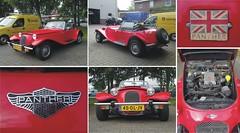 45-DL-JV Panther KALLISTA 2.8 (Ford V6) 1983 / 1999 Apeldoorn (willemalink2) Tags: 45dljv panther kallista 28 ford v6 1983 1999 apeldoorn