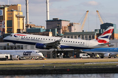 G-LCYR (SoCalSpotters) Tags: glcyr socalspotters lcy bacityflyer e190 embraer190 londoncity cfe