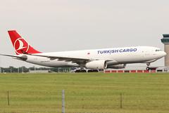TC-JOY_02 (GH@BHD) Tags: tcjoy airbus a330 a33f a330200f tk thy turkishairlines turkishairlinescargo freighter cargo aircraft aviation airliner stn egss stanstedairport stansted londonstanstedairport