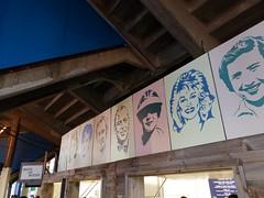 Forest Hills Stadium Celebrities (Joe Shlabotnik) Tags: wstc cameraphone galaxys9 june2018 2018 foresthillsstadium concert