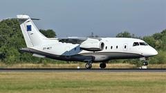 OY-NCT (AnDyMHoLdEn) Tags: sunair dornier egcc airport manchester manchesterairport 05r oneworld