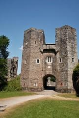 Berry Pomeroy Castle Gateway (Janey113) Tags: castle devon berrypomeroy buildings