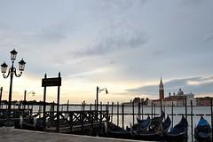 Venice (sisley72) Tags: italy venice sangiorgiomaggiore church island gondola isola chiesa basilica italia venezia