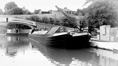 Moored (Duck 1966) Tags: canal narrowboat braunston marina water crew