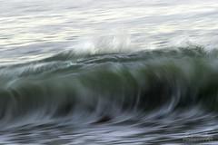 Soft Surf Moran Beach Santa Cruz California 01 (Barbara Brundage) Tags: soft surf moran beach santa cruz california 01