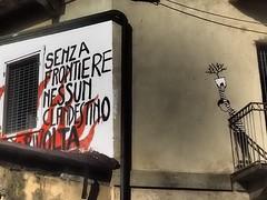 No frontiere (VauGio) Tags: olympus penf zuiko 17mm nofrontiere litfiba torino turin piedmont piemonte italy italia