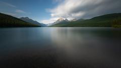 Moments at Bowman Lake (Ken Krach Photography) Tags: glaciernationalpark