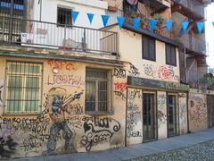 Banlieue Torino (VauGio) Tags: banlieue olympus zuiko penf 17mm torino turin murales streetart