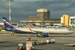 VP-BKJ | Aeroflot Airlines | Airbus A321-211(WL) | CN 8147 | Built 2018 | SVO/UUEE 14/06/2019 (Mick Planespotter) Tags: aircraft airport 2019 nik sharpenerpro3 vpbkj aeroflot airlines airbus a321211wl 8147 2018 svo uuee 14062019 a321 sheremetyevo aspushkin plane planespotter airplane aeroplane moscow