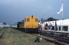 scan2588_NScargo 2202+M2+2207_Ijmuiden _11-8-1996 (Daniël Friederichs Classic Photos) Tags: ns 2200
