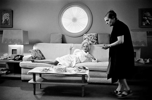 Marilyn Monroe 1962 - Fotografía de Lawrence Schiller