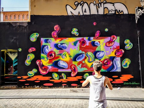 Arte Urbano en Valencia: Museo Abierto 24 horas y 365 días al año
