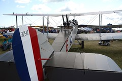 EAA2018Sat-0366a DeHavilland DH-4 Liberty 32517 (kurtsj00) Tags: eaa 2018 saturday oshkosh osh18 airventure dehavilland dh4 liberty 32517