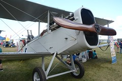 EAA2018Sat-0372a DeHavilland DH-4 Liberty 32517 (kurtsj00) Tags: eaa 2018 saturday oshkosh osh18 airventure dehavilland dh4 liberty 32517