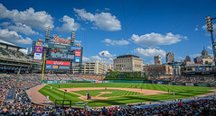 Washington Nationals vs Detroit Tigers at Comerica Park Detroit MI (mbell1975) Tags: detroit michigan unitedstatesofamerica washington nationals vs tigers comerica park mi us usa american america stadium mlb baseball field arena game