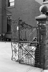 Old Gate-Ilford HP5 400 (RayLotier) Tags: canonae1 frederickmaryland ilfordhp5 raylotier