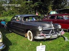 1950 Hudson Commodore 8 4dr Sedan (JCarnutz) Tags: 1950 hudson commodore orphancarshow riversidepark ypsilanti