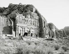 A Tomb at Petra, Trans-Jordan ( 1898-1914 )