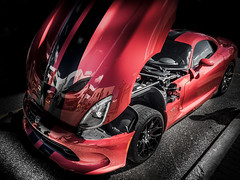 GTS (Dave GRR) Tags: dodge viper gts sportscar supercar hypercar toronto auto show cars coffee olympus