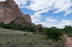 Garden of the Gods (M. Bianchini) Tags: garden gods colorado springs co pentax k30 15mm limited hiking