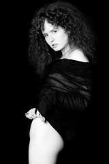 ***Muse*** (SIX11SIX) Tags: muse six11six studio d750 nikon nude editorial dark portrait model ginger toronto red cross test beauty