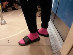 Pourquoi ? :'( (Karim Amar) Tags: mode montréal metro