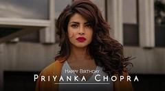 - Happy Birthday - प्रियंका चोपड़ा जोनास (जन्म 18 जुलाई 1982) एक भारतीय अभिनेत्री, गायिका, फिल्म निर्माता और मिस वर्ल्ड 2000 पेजेंट की विजेता हैं। भारत की सबसे अधिक कमाई वाली और सबसे लोकप्रिय हस्तियों में से एक, चोपड़ा को कई पुरस्कार मिले हैं, जिनमें नैशन (hrollywoodofficial) Tags: instagramapp square squareformat iphoneography uploaded:by=instagram