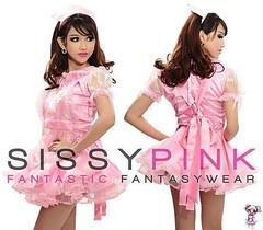 sissypink.com (so-sissypink) Tags: sissypink sissy sissies pink sissification maid frenchmaid sissymaid satin pvc eblue sosissypink