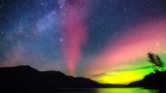StarburstinAurora (gSongz) Tags: starburstin aurora borealise northern lights nature beauty gsongz stars heavens