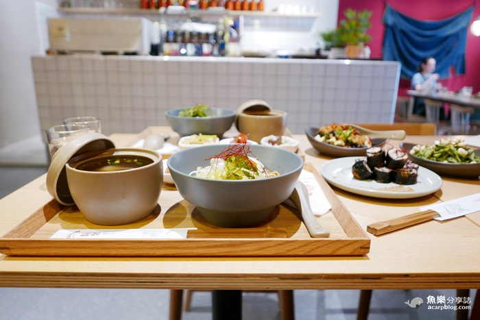 【台北松山】鬧聚hubbub|來自宜蘭的時尚中式麵館|民生社區美食 @魚樂分享誌