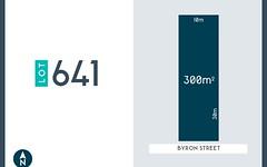 Lot 641, Byron Street, Mount Barker SA