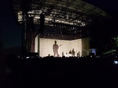 David Byrne At Forest Hills Stadium (Joe Shlabotnik) Tags: shadow davidbyrne september2018 galaxys9 cameraphone 2018 foresthillsstadium concert