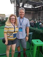 At The Concert (Joe Shlabotnik) Tags: september2018 cameraphone galaxys9 2018 peter foresthillsstadium concert sue