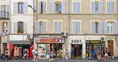 - (txmx 2) Tags: marseille street people shop