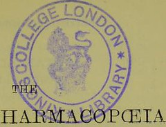 This image is taken from The British pharmacopoeia [electronic resource] (Medical Heritage Library, Inc.) Tags: drugs pharmacopoeias kingscollegelondon ukmhl medicalheritagelibrary europeanlibraries date1911 idb21297113