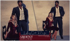 Ardent Poses - Looking Out For You AD (Ardent Poses) Tags: secondlife second life sl 2nd 2ndlife avi virtual vr 3d inworld poses pose ardent photography people exclusive avatars event love couple couples release new hold broderick logan ena roane enaroane bento advertisement sales ardentposes