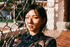 https://www.instagram.com/kaku_foto/ (カク チエンホン) Tags: film fujifilm contax girl g2 g45 portrait people taiwan taipei