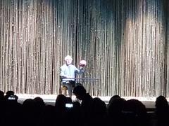 David Byrne At Forest Hills Stadium (Joe Shlabotnik) Tags: davidbyrne september2018 2018 cameraphone galaxys9 foresthillsstadium concert